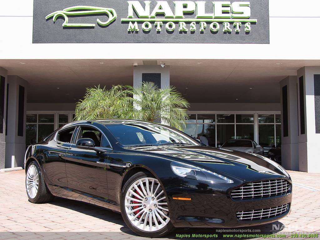 2011 Aston Martin Rapide - Photo 51 - Naples, FL 34104