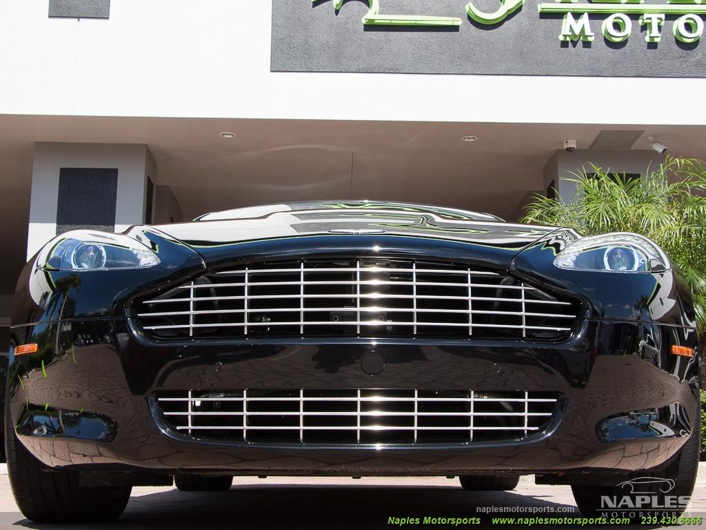 2011 Aston Martin Rapide - Photo 34 - Naples, FL 34104