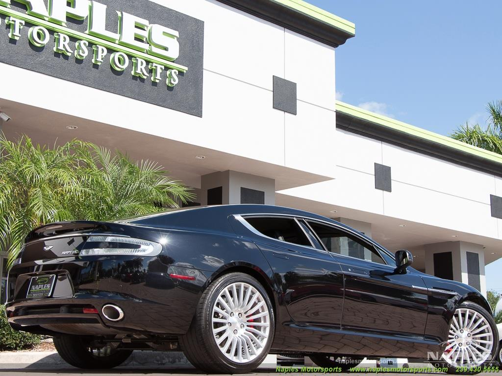 2011 Aston Martin Rapide - Photo 29 - Naples, FL 34104