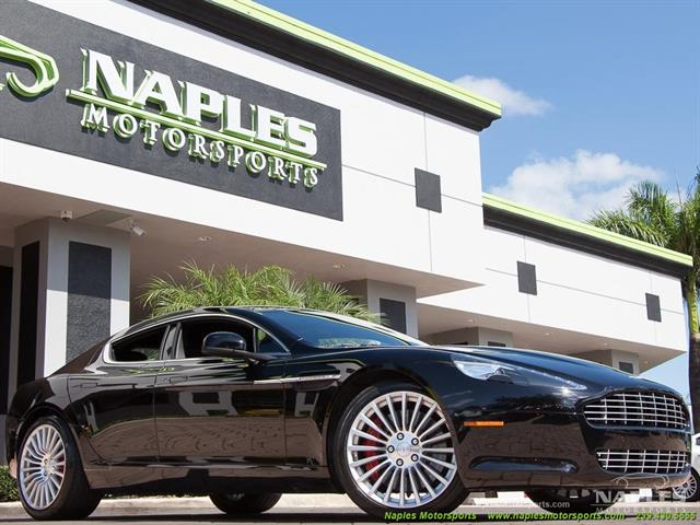 2011 Aston Martin Rapide - Photo 3 - Naples, FL 34104