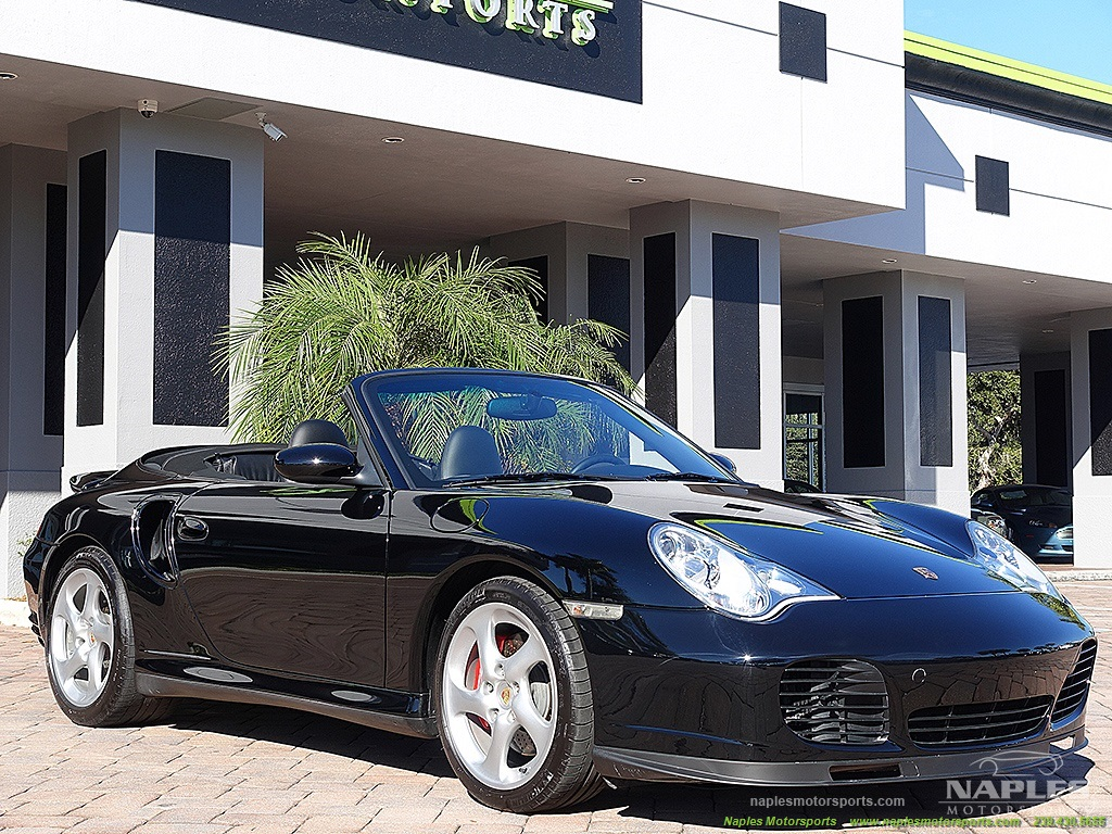 Used 2004 porsche 911 turbo for sale in naples fl fort for Florida department of motor vehicles naples fl