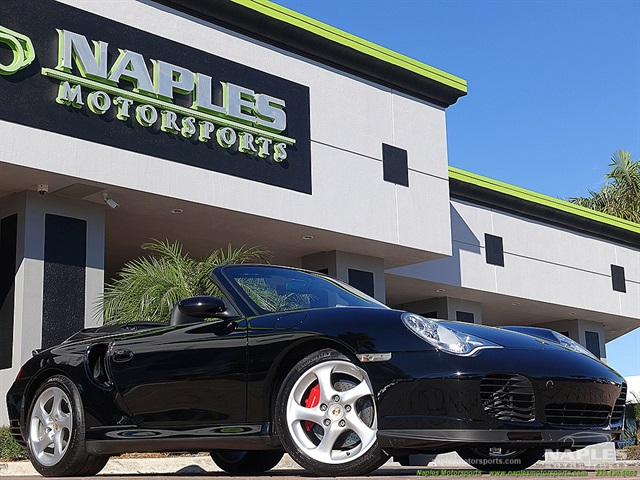 Used 2004 porsche 911 turbo for sale in naples fl fort for Motor vehicle naples fl