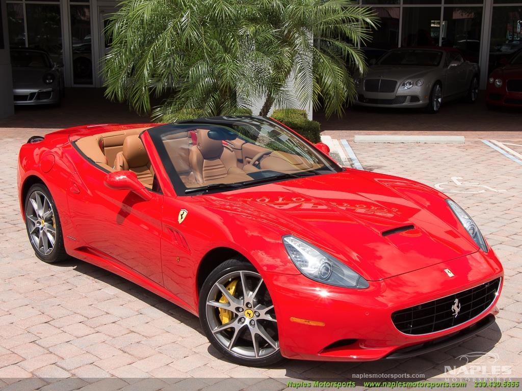 2012 Ferrari California - Photo 55 - Naples, FL 34104