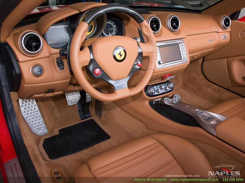 2012 Ferrari California - Photo 7 - Naples, FL 34104