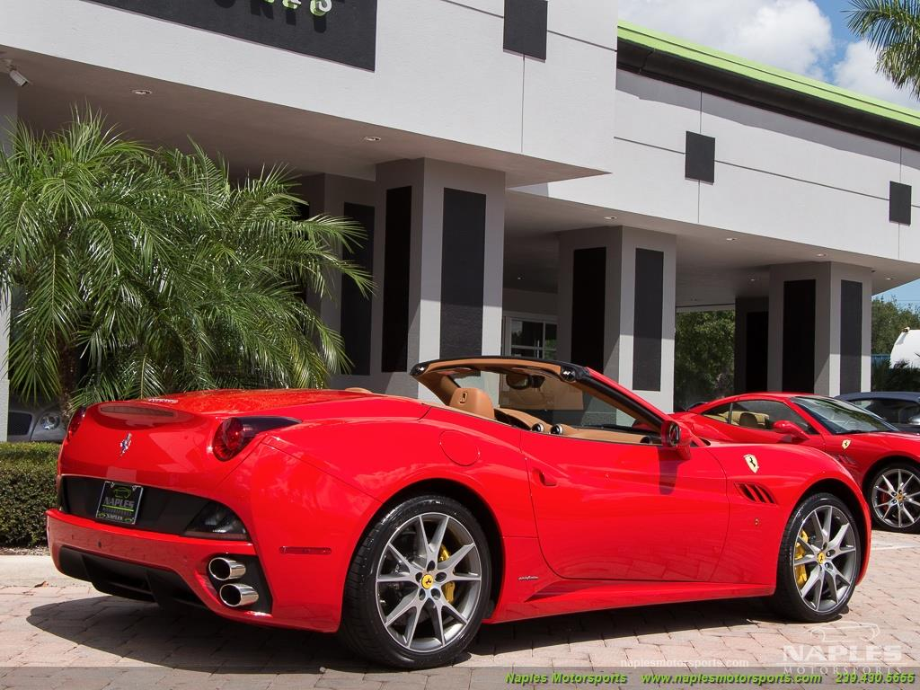 2012 Ferrari California - Photo 25 - Naples, FL 34104