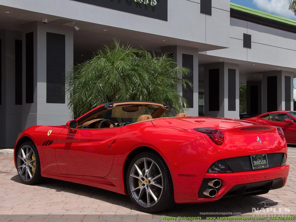 2012 Ferrari California - Photo 41 - Naples, FL 34104