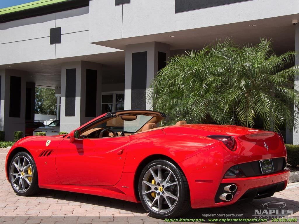 2012 Ferrari California - Photo 19 - Naples, FL 34104