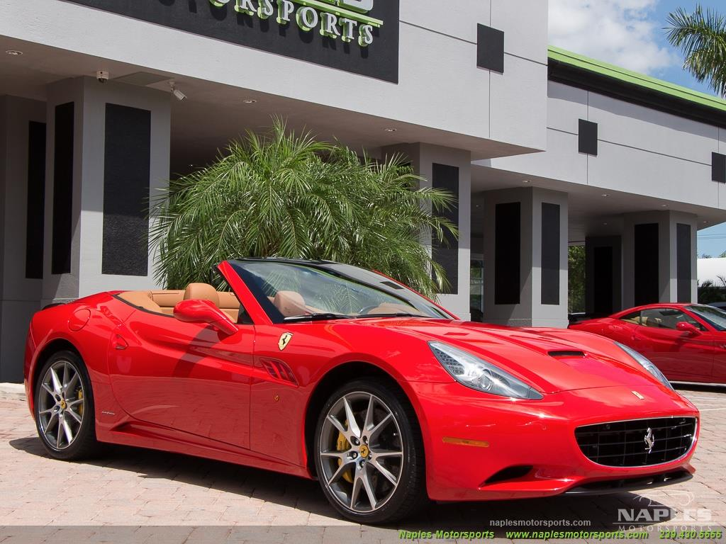 2012 Ferrari California - Photo 37 - Naples, FL 34104