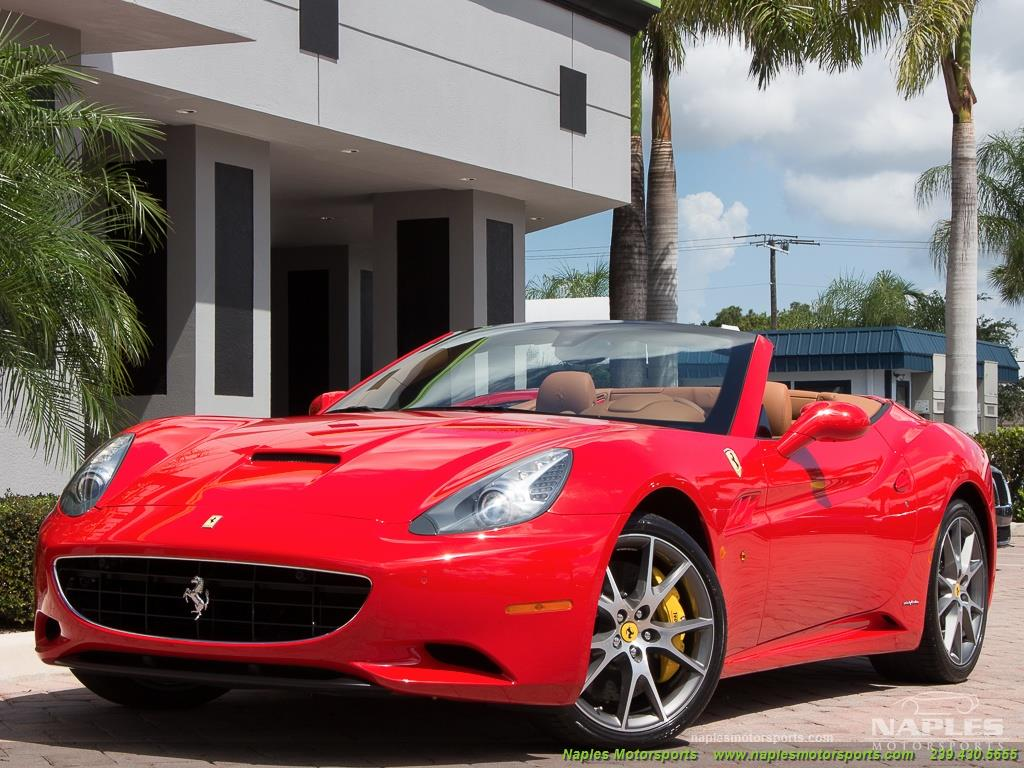 2012 Ferrari California - Photo 21 - Naples, FL 34104