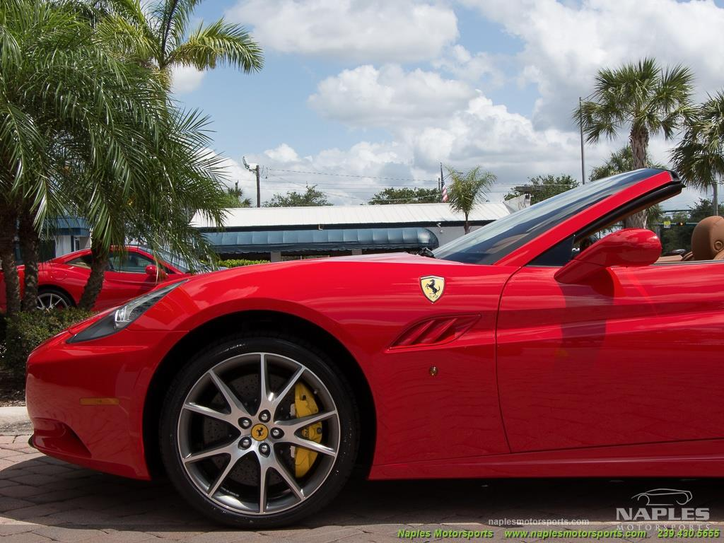 2012 Ferrari California - Photo 46 - Naples, FL 34104