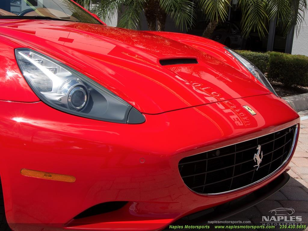 2012 Ferrari California - Photo 30 - Naples, FL 34104