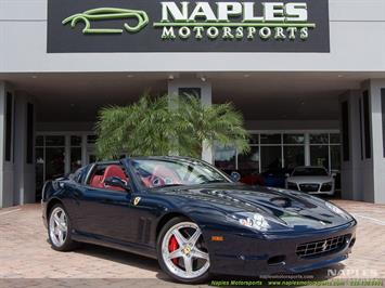 2005 Ferrari 575 Superamerica - 6 Speed Manual Convertible