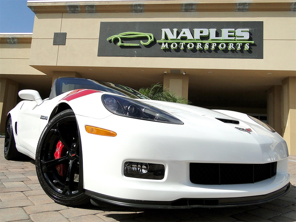 2013 Chevrolet Corvette Z16 Grand Sport Convertible - Photo 36 - Naples, FL 34104