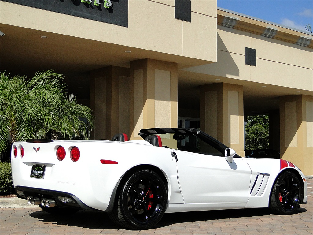 2013 Chevrolet Corvette Z16 Grand Sport Convertible - Photo 6 - Naples, FL 34104