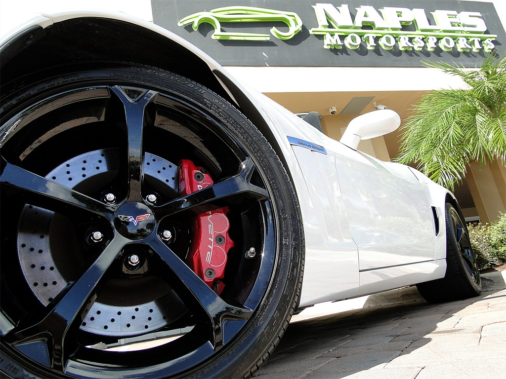 2013 Chevrolet Corvette Z16 Grand Sport Convertible - Photo 7 - Naples, FL 34104