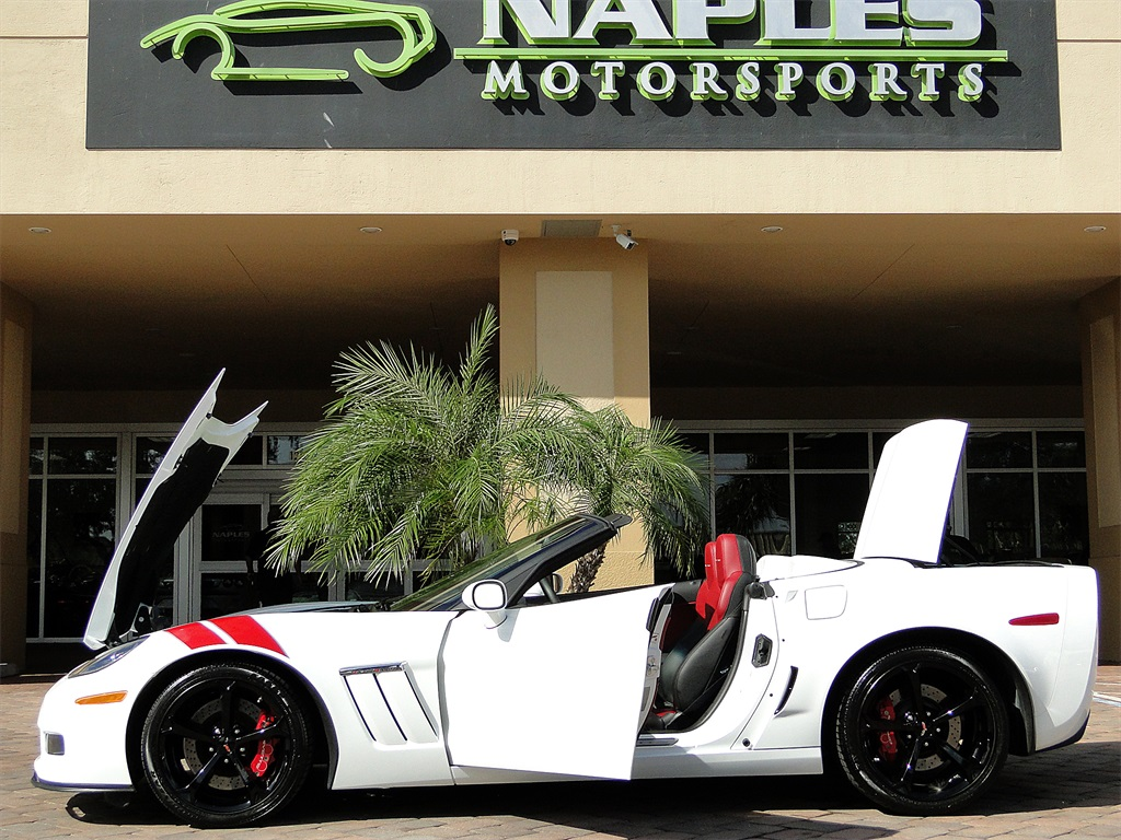 2013 Chevrolet Corvette Z16 Grand Sport Convertible - Photo 24 - Naples, FL 34104