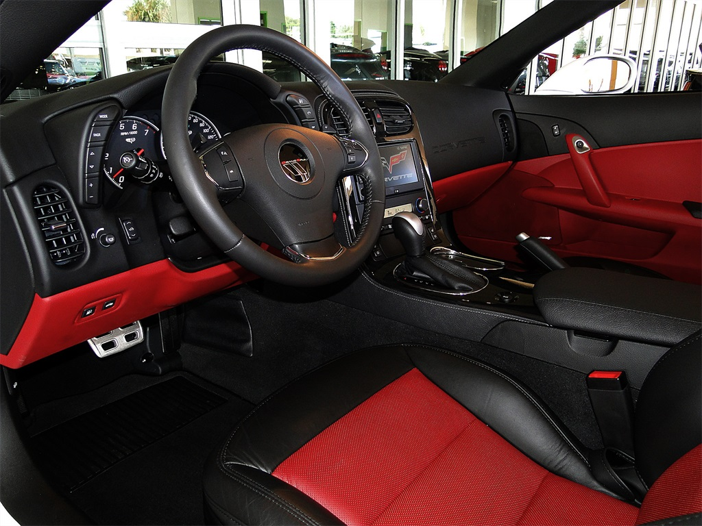 2013 Chevrolet Corvette Z16 Grand Sport Convertible - Photo 39 - Naples, FL 34104