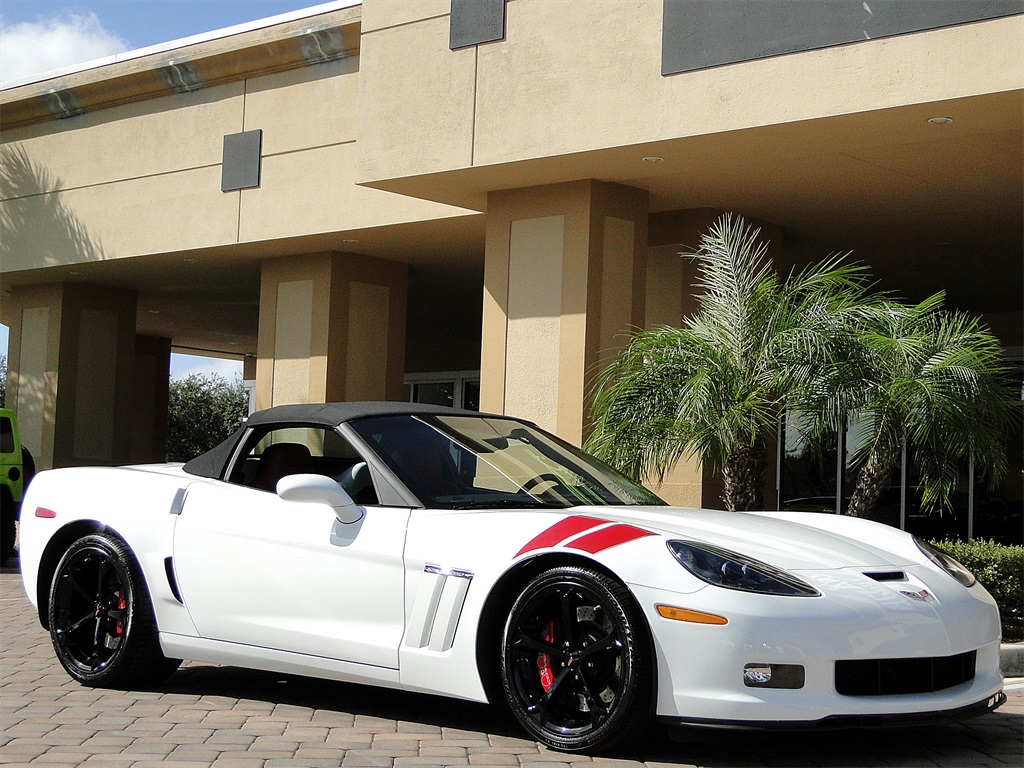2013 Chevrolet Corvette Z16 Grand Sport Convertible - Photo 22 - Naples, FL 34104