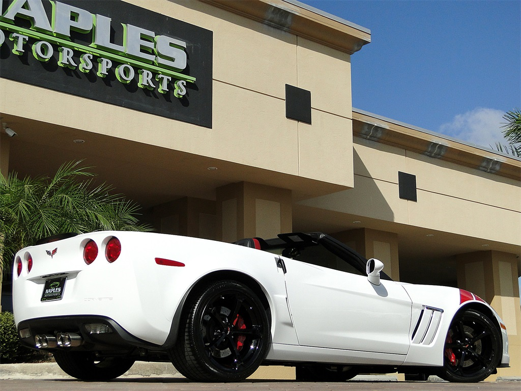 2013 Chevrolet Corvette Z16 Grand Sport Convertible - Photo 42 - Naples, FL 34104