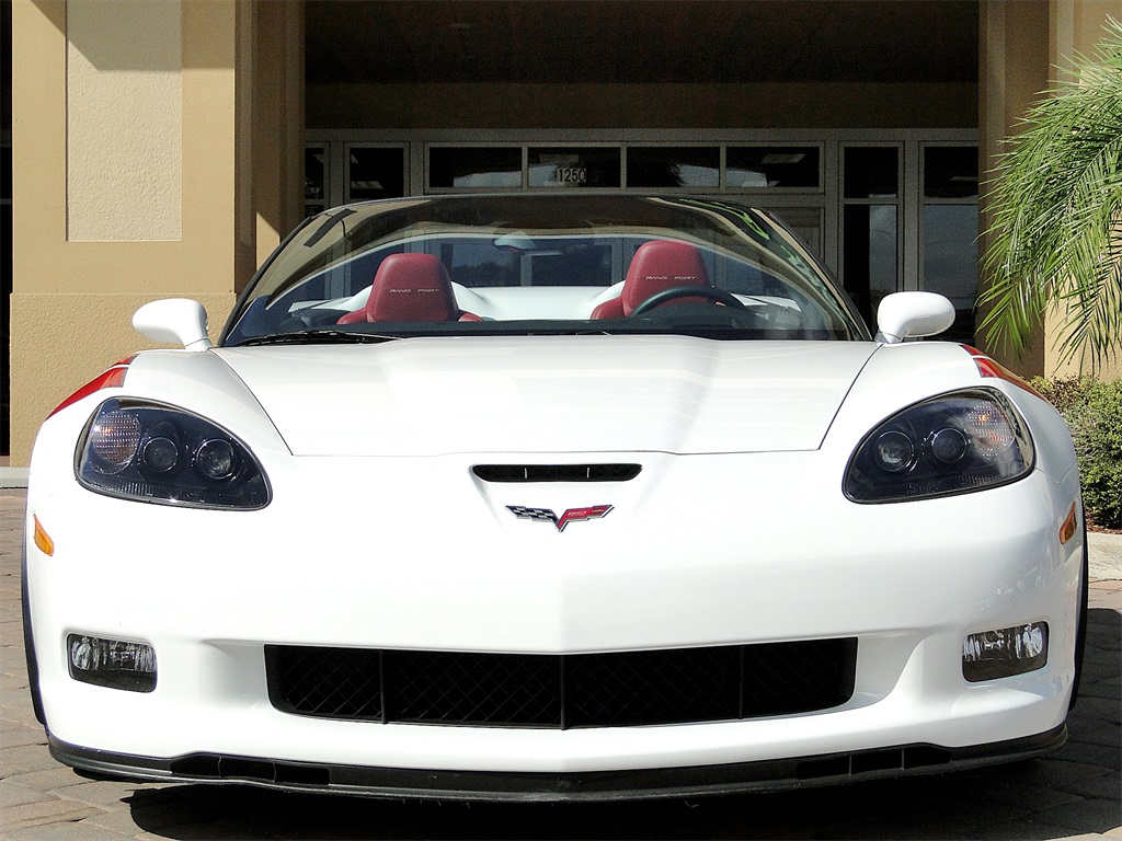 2013 Chevrolet Corvette Z16 Grand Sport Convertible - Photo 11 - Naples, FL 34104