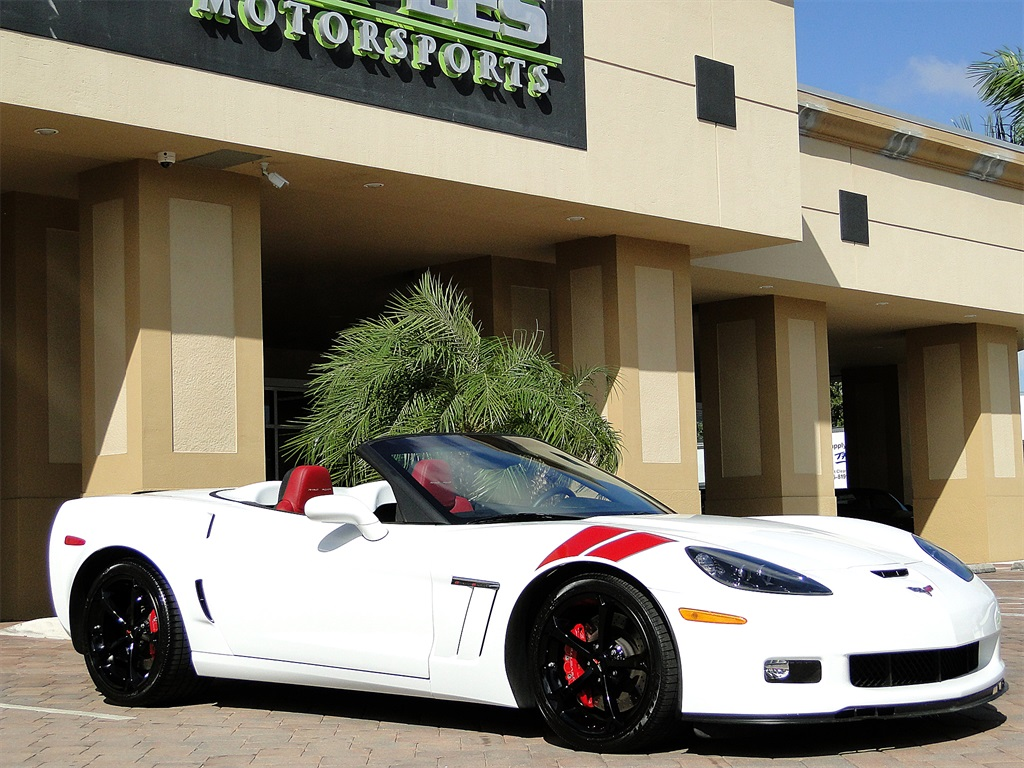 2013 Chevrolet Corvette Z16 Grand Sport Convertible - Photo 48 - Naples, FL 34104