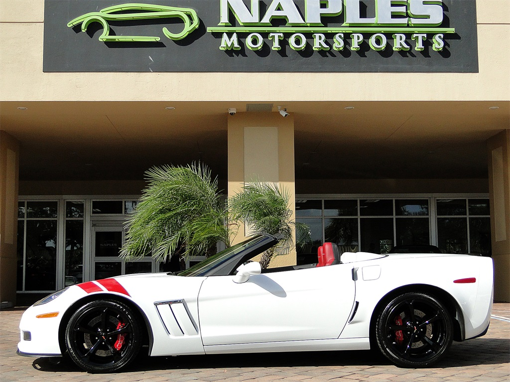 2013 Chevrolet Corvette Z16 Grand Sport Convertible - Photo 43 - Naples, FL 34104