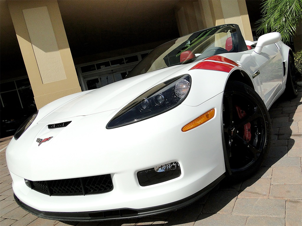 2013 Chevrolet Corvette Z16 Grand Sport Convertible - Photo 29 - Naples, FL 34104