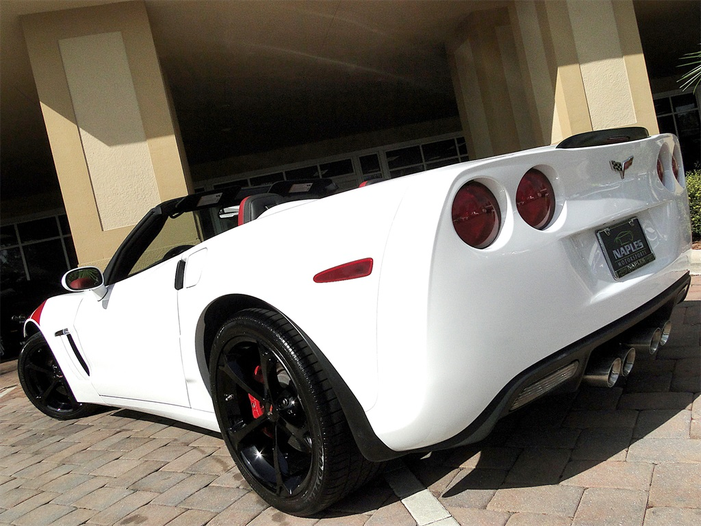 2013 Chevrolet Corvette Z16 Grand Sport Convertible - Photo 54 - Naples, FL 34104