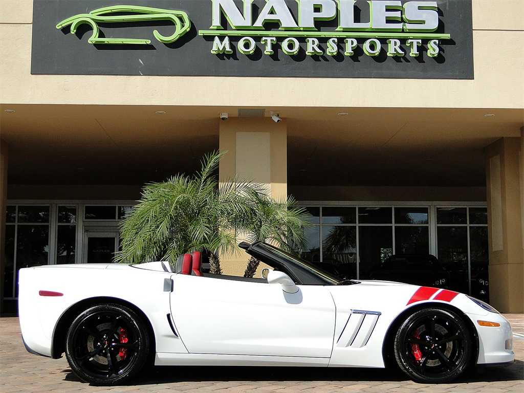 2013 Chevrolet Corvette Z16 Grand Sport Convertible - Photo 30 - Naples, FL 34104