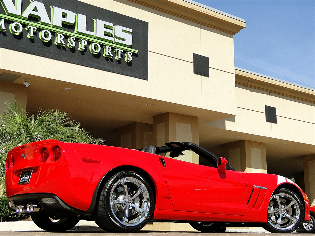 2011 Chevrolet Corvette Z16 Grand Sport - Photo 34 - Naples, FL 34104
