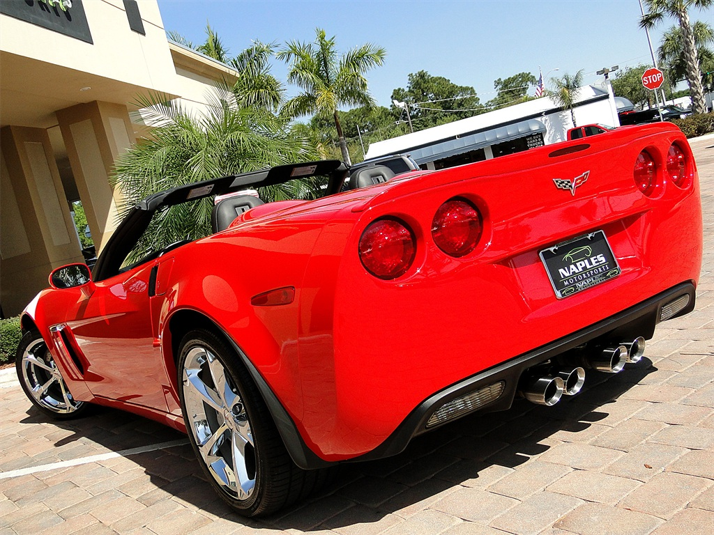 2011 Chevrolet Corvette Z16 Grand Sport - Photo 56 - Naples, FL 34104