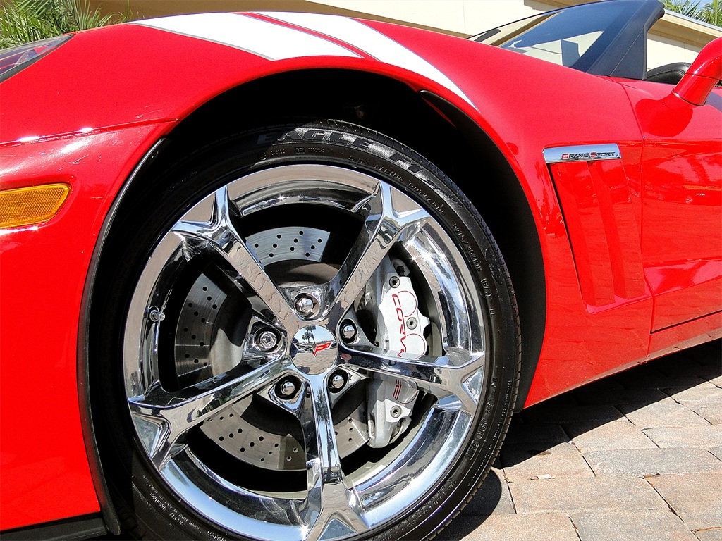 2011 Chevrolet Corvette Z16 Grand Sport - Photo 46 - Naples, FL 34104