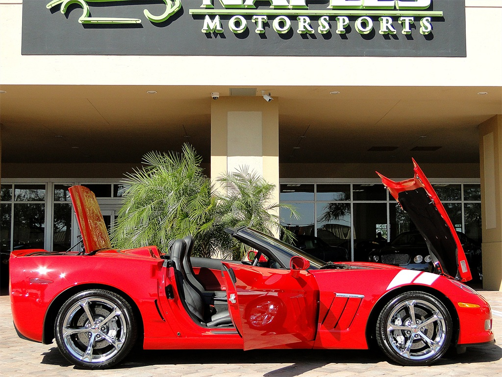 2011 Chevrolet Corvette Z16 Grand Sport - Photo 24 - Naples, FL 34104