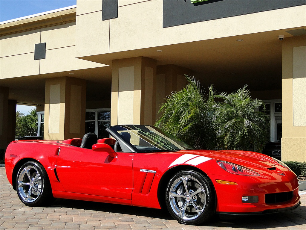 2011 Chevrolet Corvette Z16 Grand Sport - Photo 29 - Naples, FL 34104