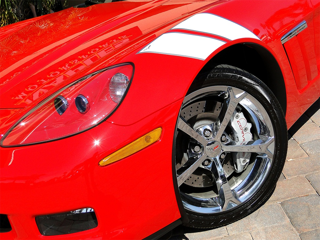 2011 Chevrolet Corvette Z16 Grand Sport - Photo 44 - Naples, FL 34104