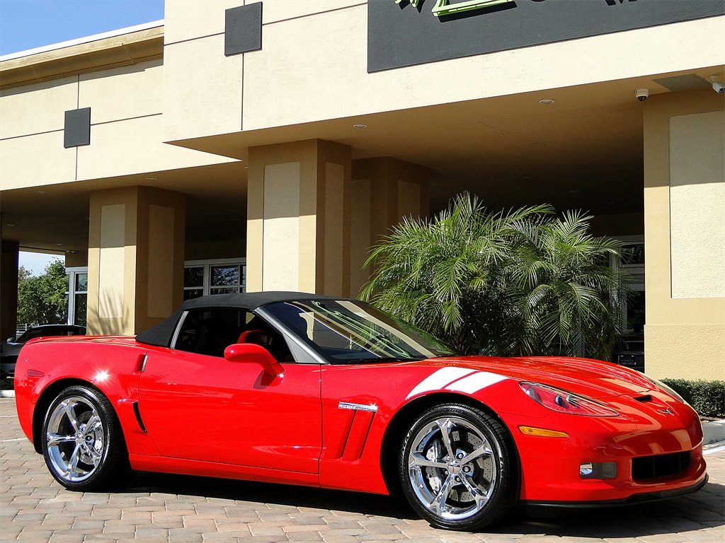 2011 Chevrolet Corvette Z16 Grand Sport - Photo 25 - Naples, FL 34104