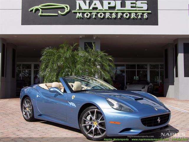 2010 Ferrari California - Photo 1 - Naples, FL 34104