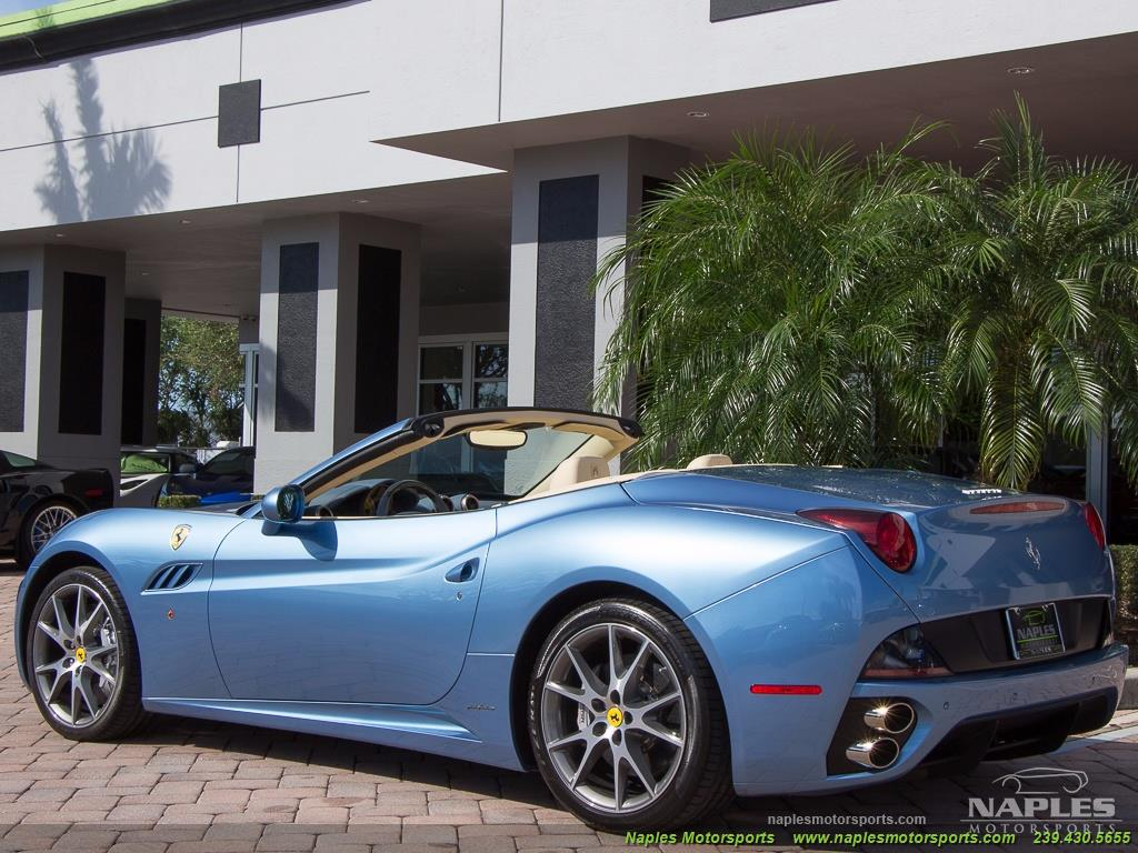 2010 Ferrari California - Photo 15 - Naples, FL 34104