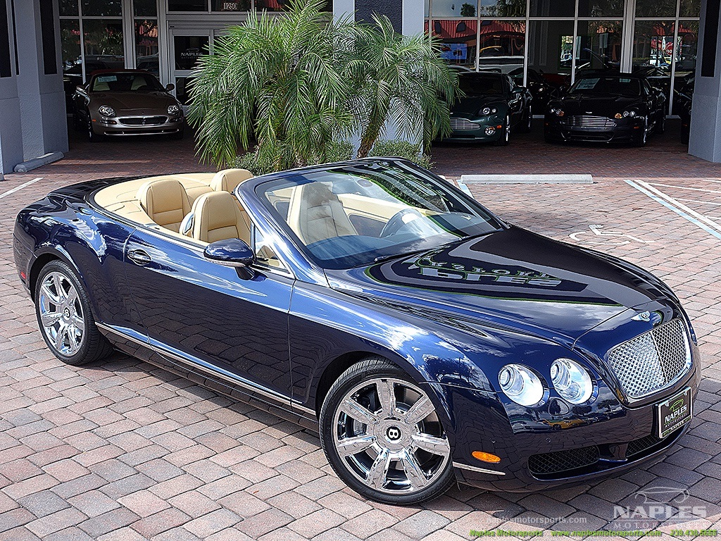 2008 Bentley Continental GT GTC - Photo 51 - Naples, FL 34104