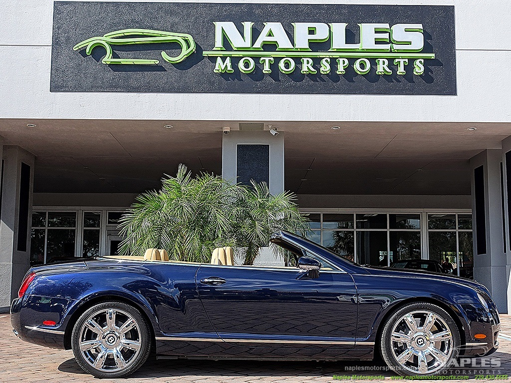 2008 Bentley Continental GT GTC - Photo 6 - Naples, FL 34104