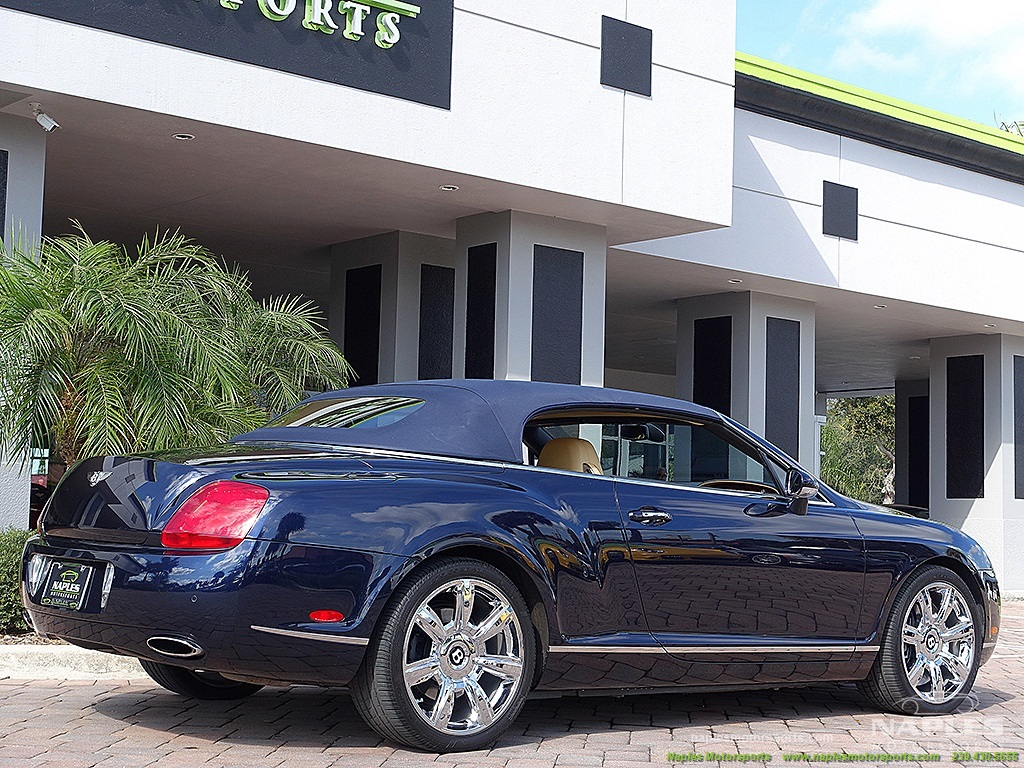2008 Bentley Continental GT GTC - Photo 53 - Naples, FL 34104