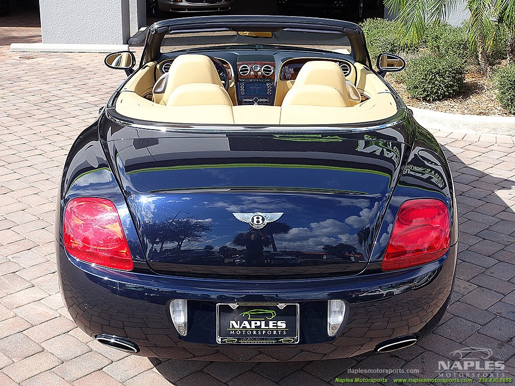2008 Bentley Continental GT GTC - Photo 47 - Naples, FL 34104