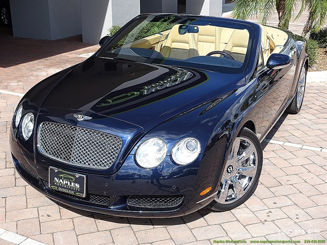 2008 Bentley Continental GT GTC - Photo 3 - Naples, FL 34104