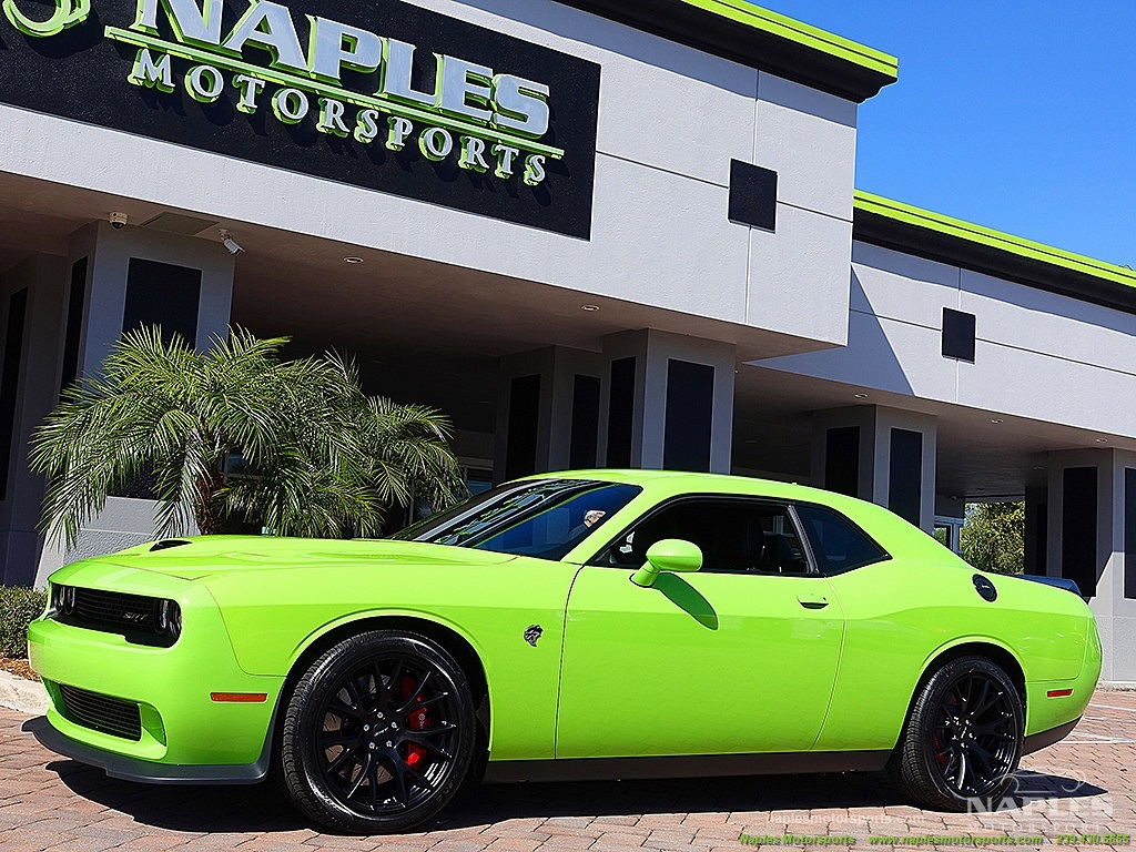 2015 Dodge Challenger SRT Hellcat - Photo 52 - Naples, FL 34104