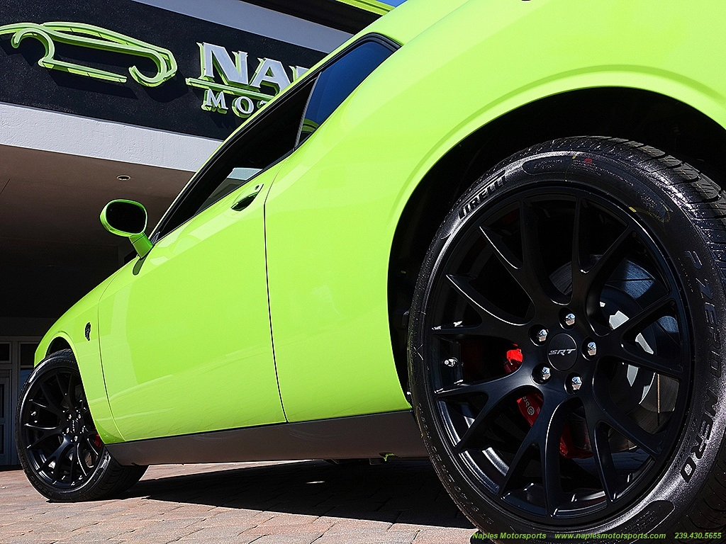 2015 Dodge Challenger SRT Hellcat - Photo 39 - Naples, FL 34104