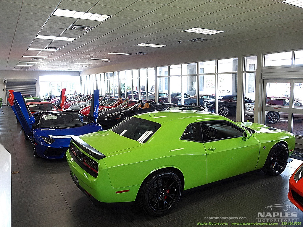 2015 Dodge Challenger SRT Hellcat - Photo 56 - Naples, FL 34104