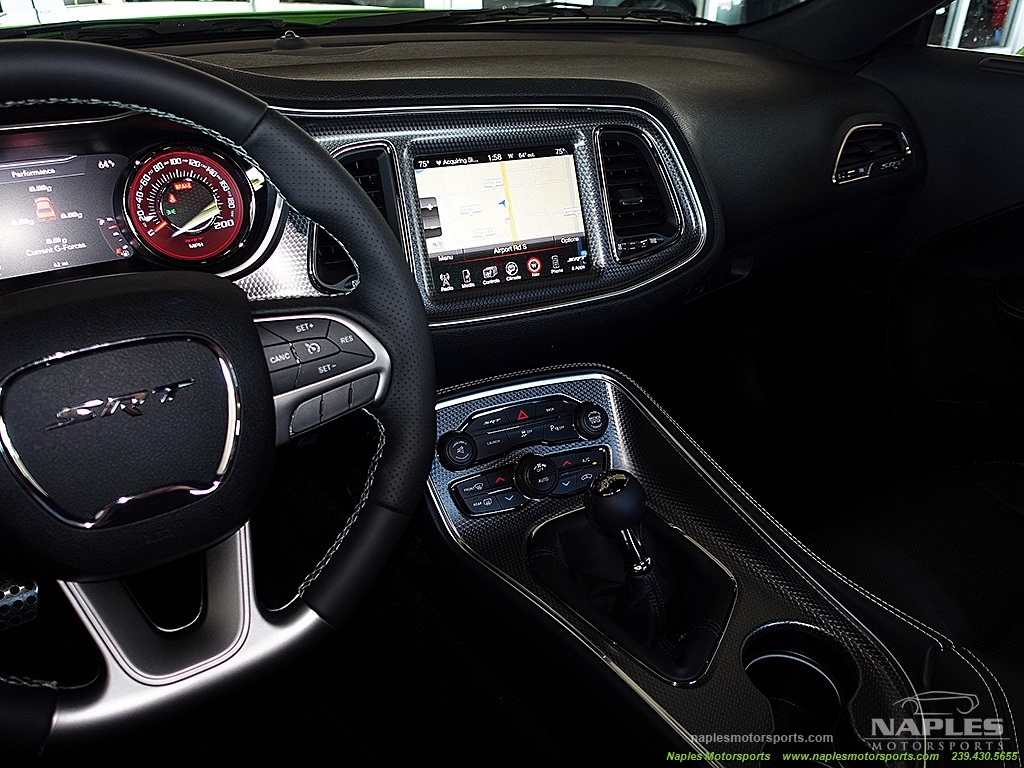 2015 Dodge Challenger SRT Hellcat - Photo 51 - Naples, FL 34104