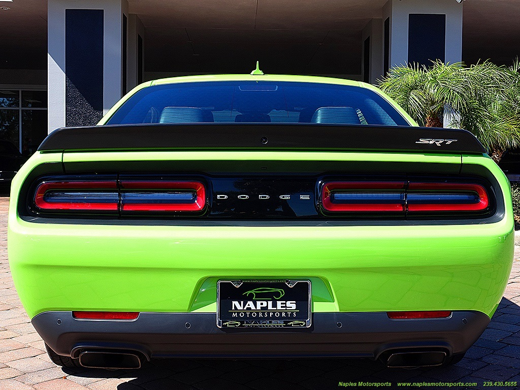 2015 Dodge Challenger SRT Hellcat - Photo 58 - Naples, FL 34104