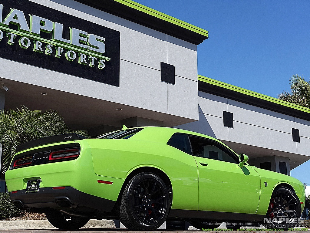 2015 Dodge Challenger SRT Hellcat - Photo 17 - Naples, FL 34104
