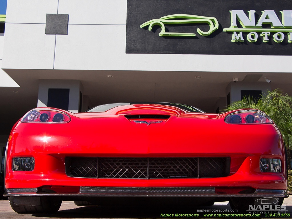 2010 Chevrolet Corvette ZR1 - Photo 37 - Naples, FL 34104